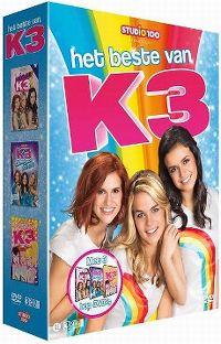 Cover K3 - Het beste van K3 [DVD]